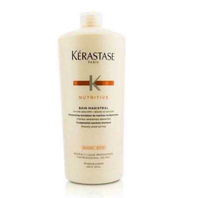Kerastase nutritive bain magistral shampoo 1000ml for Kerastase bain miroir 1 vs 2
