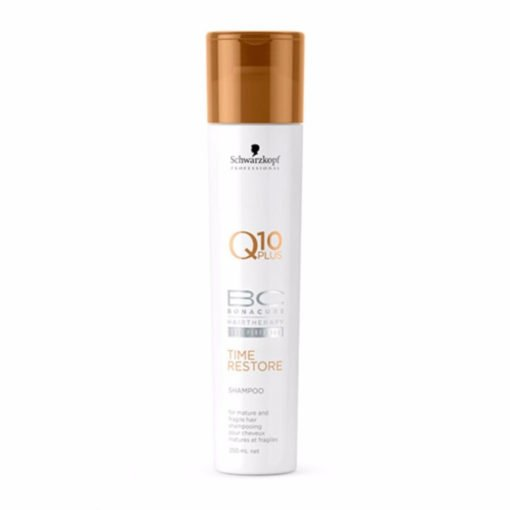 BC Bonacure Hairtherapy Cell Perfector Q10 Plus Time Restore Shampoo (250ml)