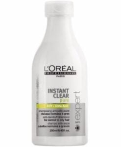 L¡¦Oreal Professionnel Serie Expert Instant Clear Pure Shampoo (Oily Hair) (250ml)