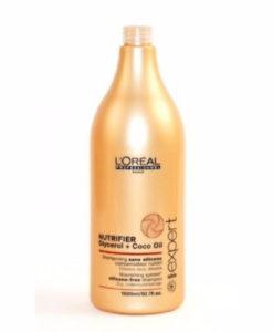 L'Oreal Professionnel Serie Expert Nutrifier Glycerol + Coco Oil Shampoo (1500ml)